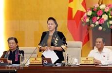Comienza la reunión 37 del Comité Permanente del Parlamento de Vietnam