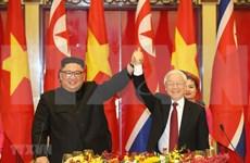 Envía Vietnam felicitaciones a Corea del Norte en ocasión del Día Nacional