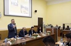 Destacan en Rusia carrera y pensamiento del Presidente Ho Chi Minh