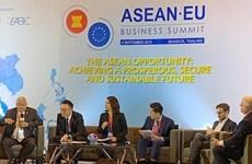 Muestra optimismo la UE sobre negociaciones de TLC con Tailandia