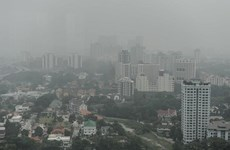 "Proyectan en Malasia ""sembrar nubes"" para provocar lluvias"