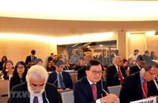 Reafirma Vietnam compromiso con la comunidad internacional en adaptación al cambio climático