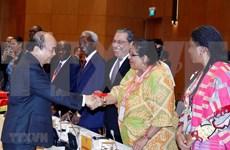 Reitera Vietnam atención concedida a relaciones con países en Oriente Medio y África