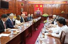 Atrae provincia sureña de Vietnam inversiones japonesas