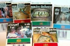 Tailandia, primer país asiático en legalizar genérico envase de cigarrillos