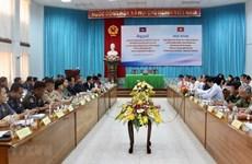 Provincias de Vietnam y Camboya fomentan cooperación multifacética bilateral