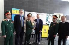 Australia entrega a Vietnam datos digitales sobre mártires de guerra