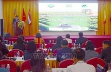 Países de subregión del Mekong comparten experiencias en desarrollo agrícola