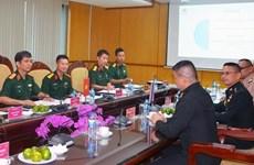 Estrecha Vietnam cooperación internacional en misiones del mantenimiento de la paz