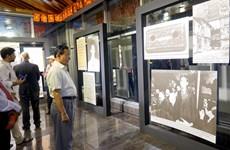 Exhiben en Bangladés fotos sobre Presidente Ho Chi Minh