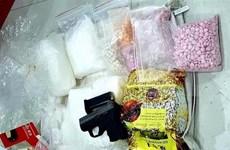 Policía vietnamita desarticula red dedicada al tráfico de drogas desde Camboya