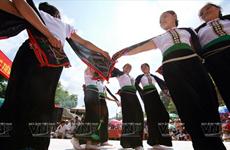 Aspira actuación de danza Xoe de Vietnam récord mundial