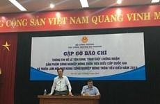 Destacarán mejores productos industriales para zonas rurales vietnamitas