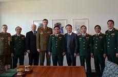 Vietnam y Australia intensifican cooperación en defensa