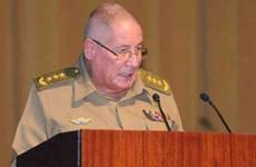 Delegación militar cubana visitará Vietnam