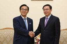 Vicepremier vietnamita aplaude propuestas de cooperación de prefectura japonesa de Aichi