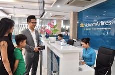 Lanzarán registro por teléfono para los vuelos de Vietnam Airlines desde Hanoi