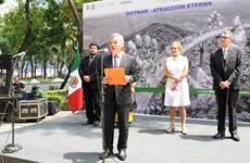 Inauguran en México exposición fotográfica sobre Vietnam y su pueblo