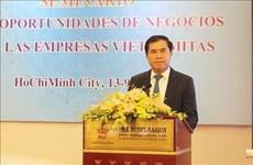 Promueven Vietnam y Cuba cooperación en inversiones y comercio