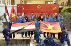 Destacan potencialidades de cooperación entre Vietnam y Egipto