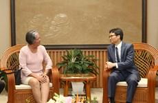 Dispuesto Vietnam a compartir experiencias de desarrollo con Cuba
