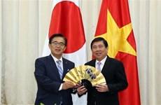 Prefectura japonesa de Aichi interesada en proyecto de carretera en Ciudad Ho Chi Minh