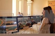 Inauguran en Ucrania exposición sobre las hazañas del pueblo vietnamita