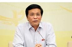 Comité Permanente de Parlamento vietnamita debate sobre organización del aparato