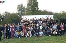 Participan estudiantes vietnamitas en Campamento de Verano en Rusia
