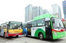 Proyecta Hanoi impulsar el uso del transporte público