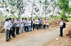 Ayuda Estados Unidos a provincia vietnamita en manejo forestal