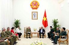 Vietnam mantiene máximo apoyo a Cuba, afirma premier Xuan Phuc