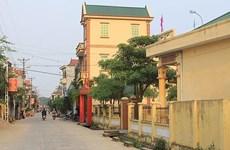Reconocen en Hanoi a dos distritos como nuevas zonas rurales