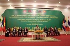 Conferencia ministerial de Trabajo de países del sudeste de Asia en Camboya