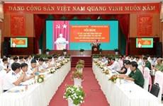 Despliegan en provincia vietnamita programa en apoyo a los pescadores