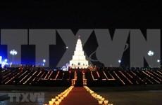 Oran en Vietnam por la paz y la prosperidad