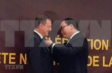 Destacan en París cooperación entre Hanoi y localidad francesa