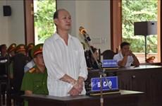 Condenan cinco años de prisión a individuo por acciones contra Estado de Vietnam