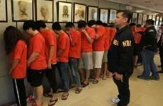 Capturan en Filipinas a más de 300 delincuentes cibernéticos chinos