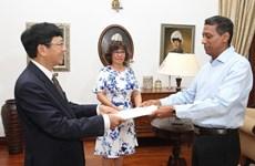 Vietnam y Seychelles agilizan cooperación en sectores potenciales