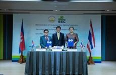 Firman Tailandia y Camboya un acuerdo sobre conexión de mercados de capitales