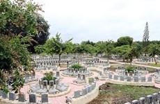 Construirán monumento en Cementerio de Mártires de Colina 82 de Vietnam