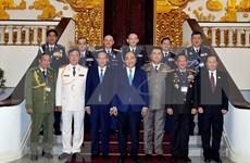 Vietnam reitera compromiso de coordinar con policías regionales en lucha contra delincuencia