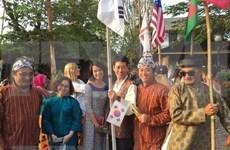 Participa Vietnam en Festival Internacional de Arte en Indonesia