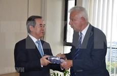 Buscan Vietnam y Grecia oportunidades para impulsar lazos en sectores potenciales