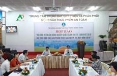 Efectuarán en Vietnam Feria Internacional de Agricultura AgroViet 2019