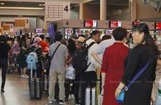 Alerta Tailandia sobre congestión del tráfico aéreo en el Aeropuerto de Bangkok
