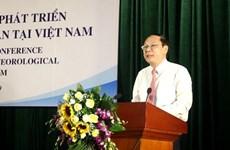 Fortalece Vietnam cooperación internacional en desarrollo de hidrometeorología
