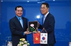 Reafirman Vietnam y Corea del Sur cooperación en protección de trabajadores
