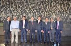 Fortalecen cooperación los Partidos Comunistas de Vietnam y Grecia